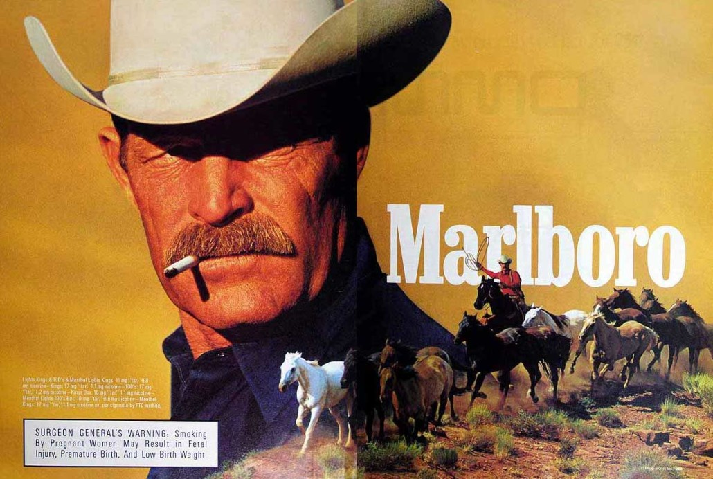 Corporate Design - Bildwelt Marlboro