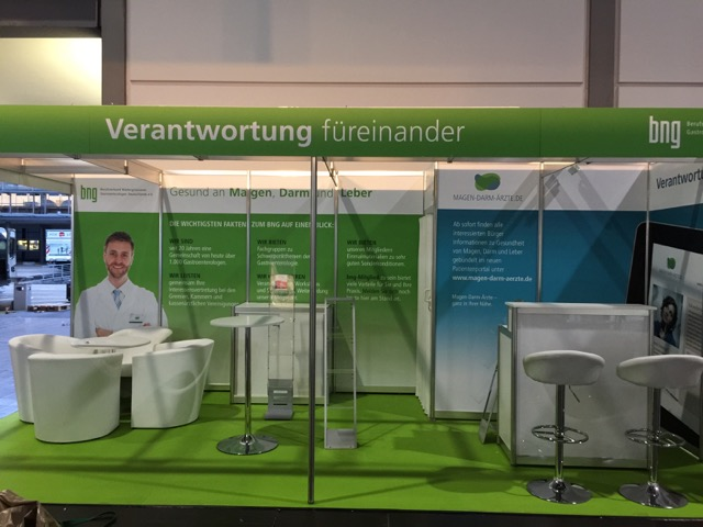 bng Messestand