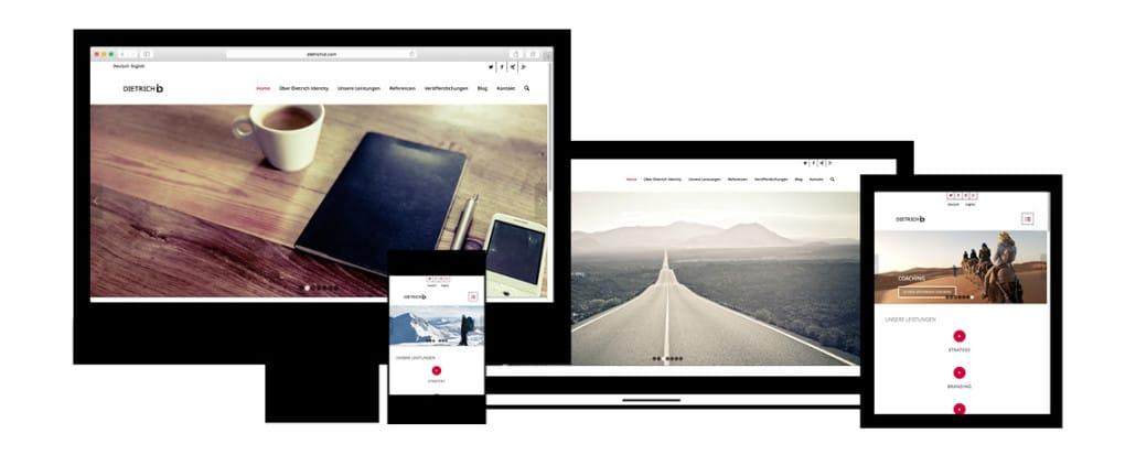 dietrichid.com - Responsive Design