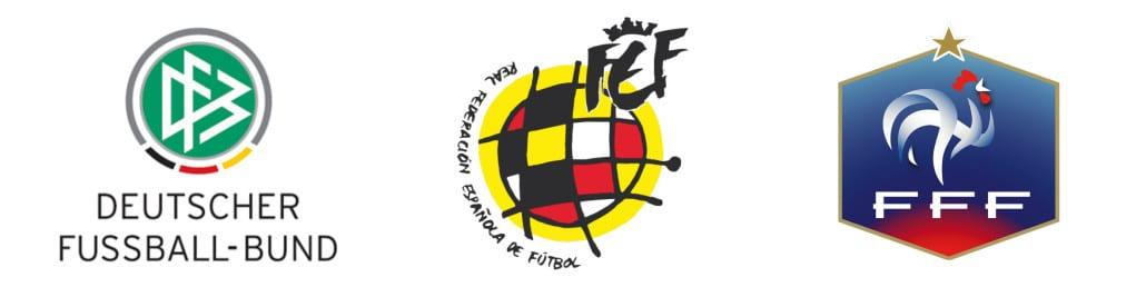 LogosFußballverbände