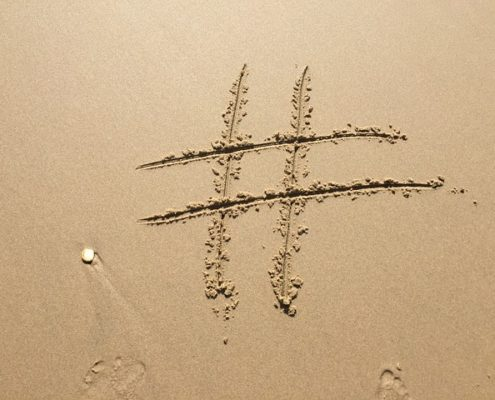 Do's and don'ts von Hashtags