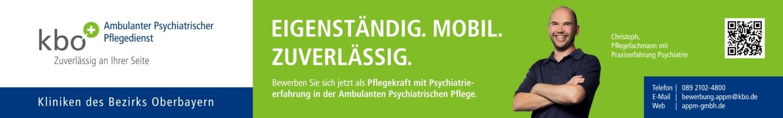 Personalkampagne Plakat
